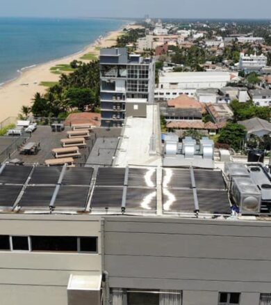 4000L Central System at Pledge Scape, Negombo