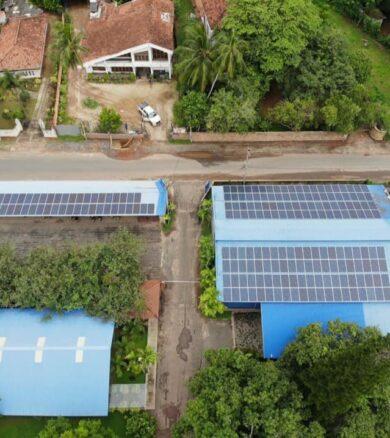 80kw Solar Energy System – JFA Office Complex, Negambo