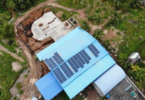 40kW Solar Energy System – Mr. Nalin Uthurawala, Madampella