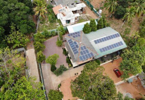 15kW Solar Energy System – Mr. B J J Perera, Ragama