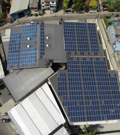200kW Solar Energy System – Stafford Motors Raththanapitiya Office Complex